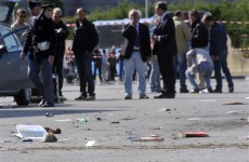 Student killed in bomb attack outside Italian school
