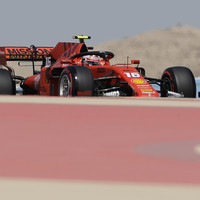 Leclerc on top as Ferrari take control in Bahrain