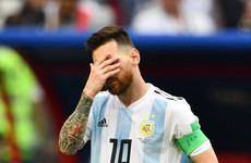 Messi: 'My six-year-old son asked me: 'Dad, why do they crucify you in Argentina?''