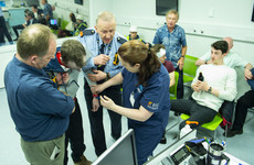Gardaí in Cork carry out simulated training exercise involving 15 people in emergency department
