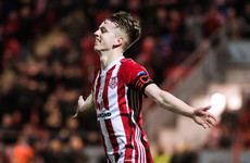 Derry City move into the top four with a return to winning ways