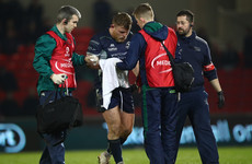 Bealham heads to hospital but Connacht hopeful on Carty bicep injury