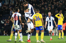 West Brom fight back twice in derby thriller to maintain promotion push