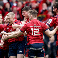As it happened: Edinburgh v Munster, Champions Cup quarter-final