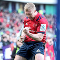 Earls' brilliant brace sends Munster into 14th Champions Cup semi-final