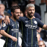 Aguero and Silva help Manchester City reclaim top spot as Liverpool prepare to face Spurs