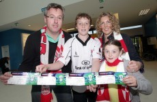 Heineken Cup 2012: Fans flock to London ahead of Leinster and Ulster clash