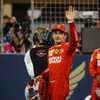 Ferrari rookie Leclerc claims maiden pole with lap record