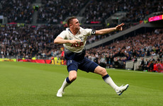 Robbie Keane rolls back the years with cheeky finish at Spurs' new stadium