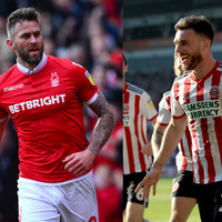 Scott Hogan scores but Sheffield United fall behind Leeds as promotion race hots up
