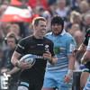 Saracens thrash Glasgow despite dad-to-be Farrell's absence