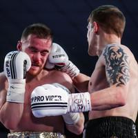 Dazzling Donovan destroys McAfee to claim Irish title