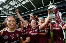 Galway turn on the style to claim first league title in four years against Kilkenny
