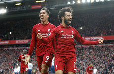 Liverpool produce seismic victory against Tottenham thanks to 90th-minute Alderweireld own goal
