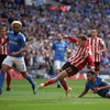 McGeady double not enough as Portsmouth beat Sunderland to lift Checkatrade Trophy