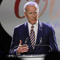 Joe Biden defends himself after being accused of inappropriate behaviour by female politician