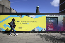 80% surveyed in student accommodation in Dublin city are international students paying average €250 a week rent