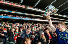 In Pictures: Relive Mayo's first league title success since 2001 with victory over Kerry