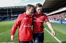 'Tyler did brilliantly' - Bleyendaal steps up after Carbery injury in Edinburgh