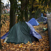 Some 21% of newly homeless families in Dublin last year were non-EU citizens