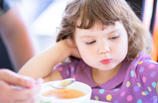 Am I being a bad parent... by giving in when my three-year-old refuses to eat?