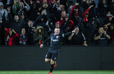 Wayne Rooney scores sensational free-kick while Zlatan registers 'Panenka' in MLS