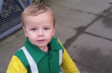 Fundraising appeal for toddler in coma after Cork hit-and-run