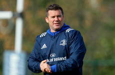 Fogarty 'in conversations' with IRFU over Ireland scrum coach job