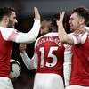 Arsenal leapfrog Spurs to go third after 10th Premier League win in a row at home