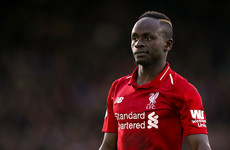 Liverpool must win every Premier League game to clinch title ahead of City, says Mane