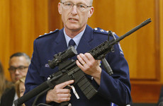 Bill to tighten New Zealand's gun laws passes by 119 votes to one