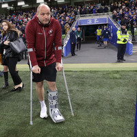 Best delivers good news on ankle injury as he targets end-of-season return