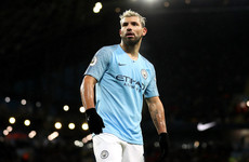 Manchester City dealt Aguero injury blow ahead of Cardiff clash