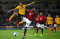 As it happened: Wolves vs Man United, Premier League