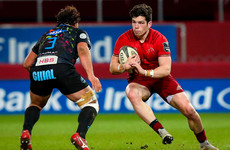 Munster include six senior players in 'A' squad for USA trip