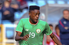Southampton striker on trial at Championship club after helping Ireland reach U19 Euros