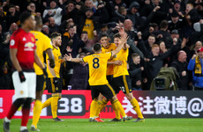 Smalling own goal hands Wolves three points as Man United suffer third defeat in four games