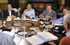 End of G8 summit: Obama talks of 'emerging consensus' on economic fix