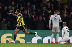 Fulham relegated from Premier League after one season in top flight as Watford hit four goals