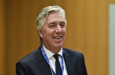 John Delaney says his FAI job switch was because his workload was 'impossible'
