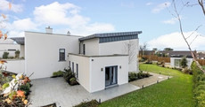 Dublin Bay views and a party-friendly design: This new four-bed is made for hosting