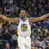 NBA fines Warriors' Durant, Curry and Green for ref rants