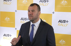Cheika confident that 'hard decisions' will leave Wallabies 'in good shape' for the World Cup