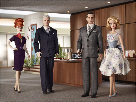 International media outlets have likened the PwC 'hot mail' to 1960s Mad Men-style sexism