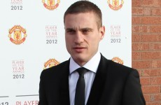 Vidic heads to Spain for treatment