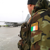 'Myself and the children are devastated': Soldiers due to return to Ireland tomorrow face 'unacceptable' delay