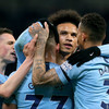 De Bruyne and Sane help Man City overtake Liverpool to go top of the Premier League