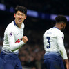 Son and Eriksen on target as Spurs settle into new home by reclaiming third spot