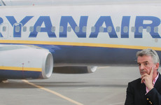 Ryanair asked the EU to use its 'influential voice' to pressure Paschal Donohoe in a tax law dispute