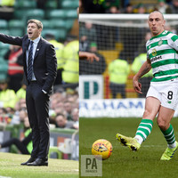 Gerrard and Brown charged for involvement in hot-tempered Old Firm derby